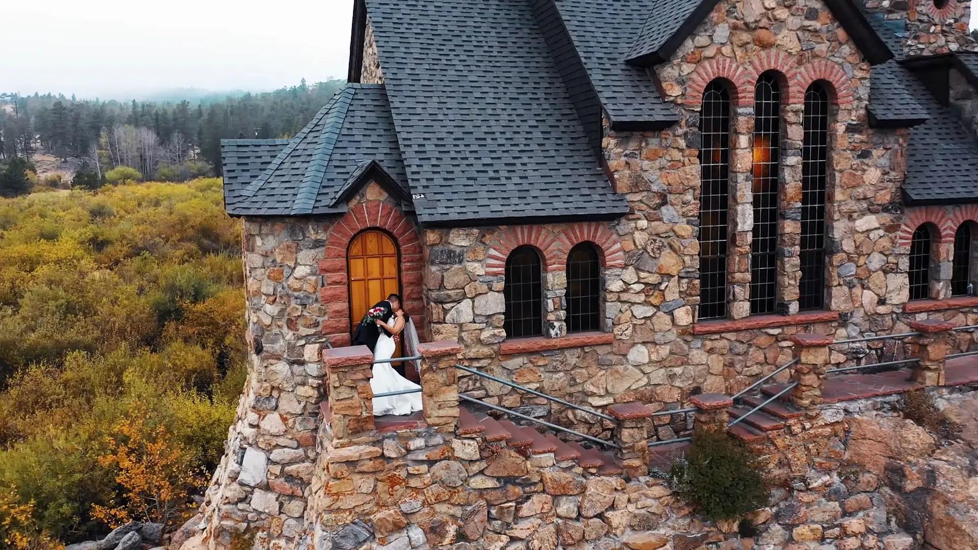 Shelby & Melissa Destination Wedding Highlights Video in Estes Park, CO