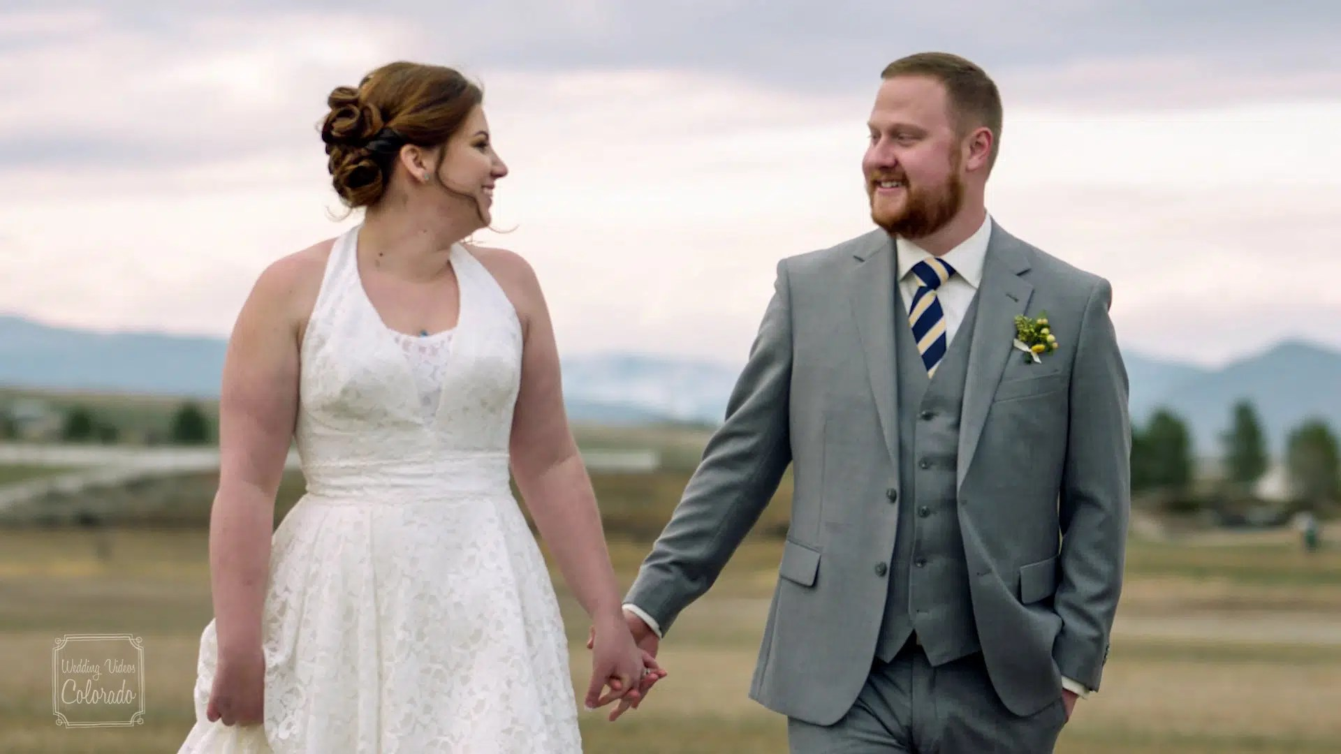 Mathew Rachael intimate wedding video