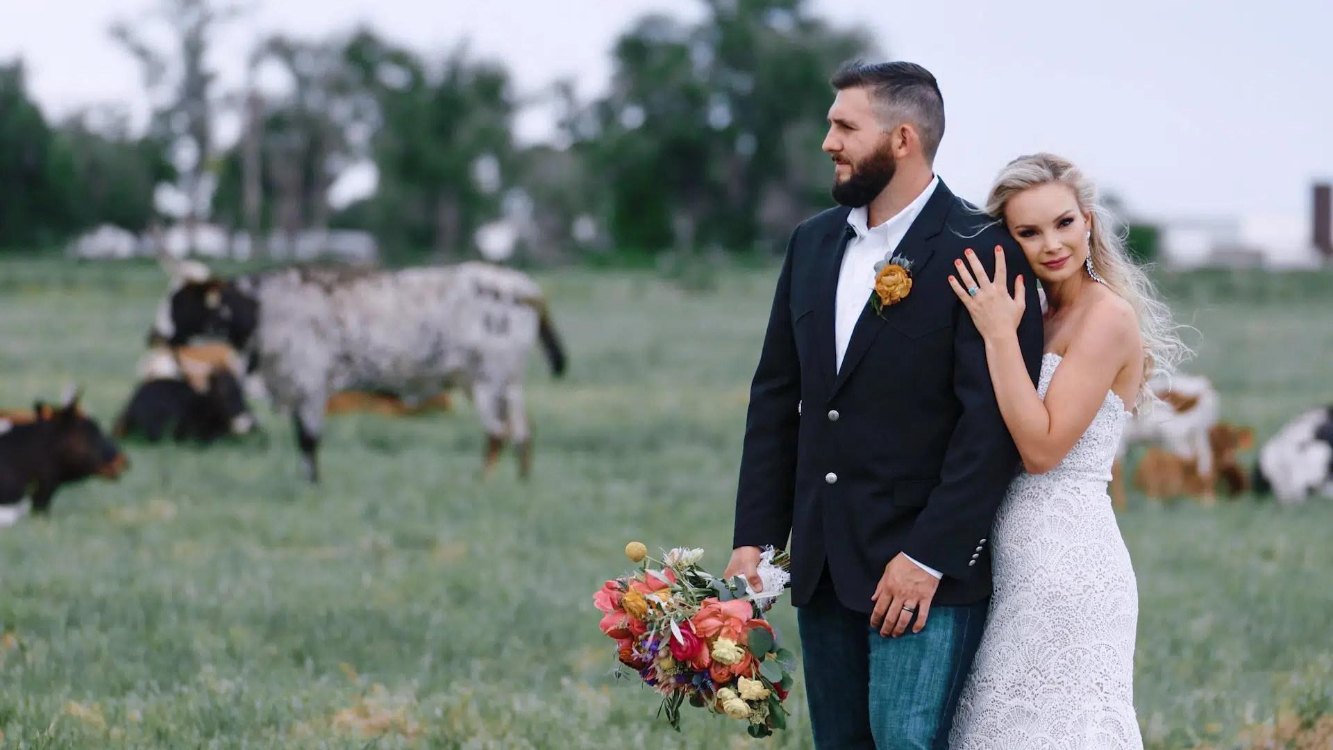 Coyle Ashley Platte river fort Wedding Still