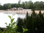 Das Freibad Plötzensee