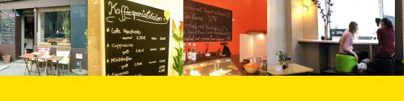 Zierleiste-Cafés