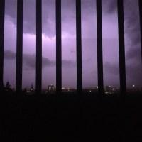 Faszination Gewitter auf den Flaktürmen