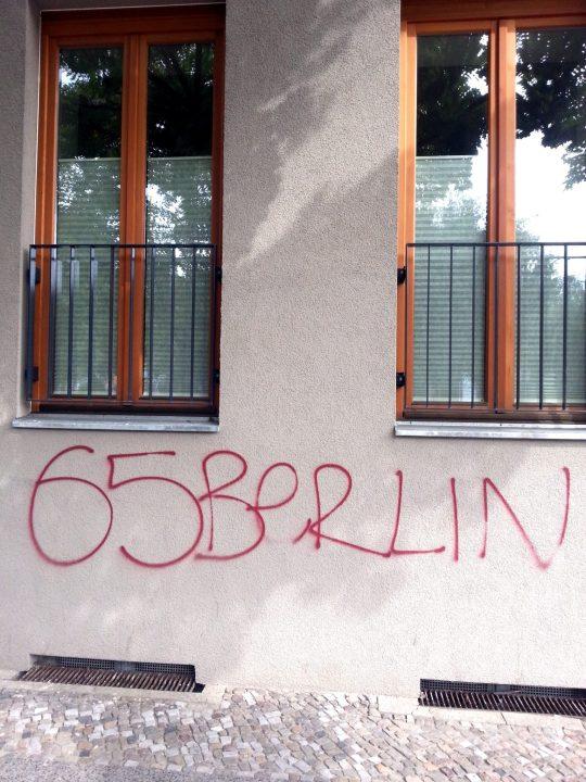 Gerichtstr. Graffiti Berlin 65