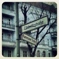 Straßenumbenennung: Gewerbeteibende protestieren