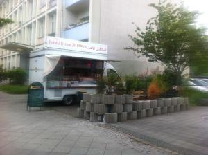Falafel Dream 2010 - Verkaufswagen