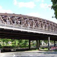 7 besondere Brücken im Wedding