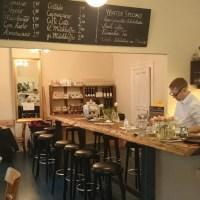Göttlich Essen und Trinken in der Tegeler Straße