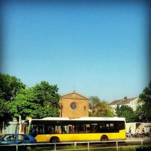 Bus Leopoldplatz