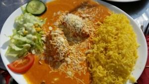 Taj Grill indisches Essen