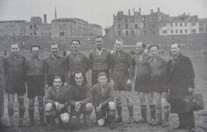 Fußballabteilung 1946
