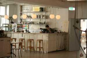 Bar im Ahoy. Foto: Andrei Schnell