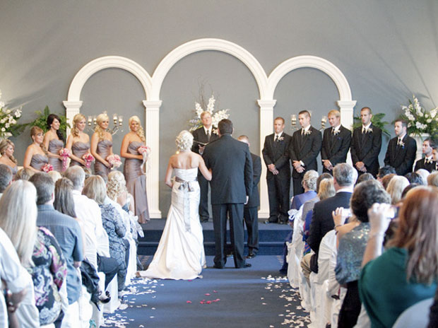 Plano Wedding Venue Reflections On Spring Creek Weddings