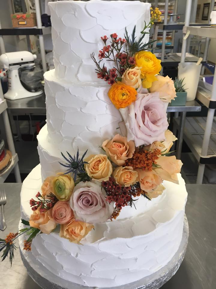 Putting On Our Florist Hat Wedding Wonderland Cakes In St