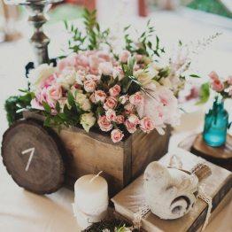 Уют от природы: рустик свадьба Андрея и Кати