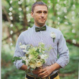 Лесное вдохновение: годовщина Андрея и Ольги