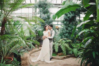Tropics&vintage: love-story Гаухар и Артура