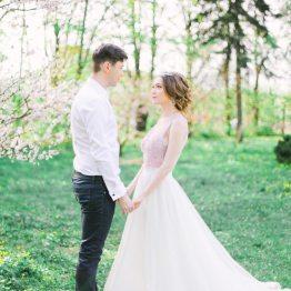 Розовое цветение: love-story Андрея и Жанны