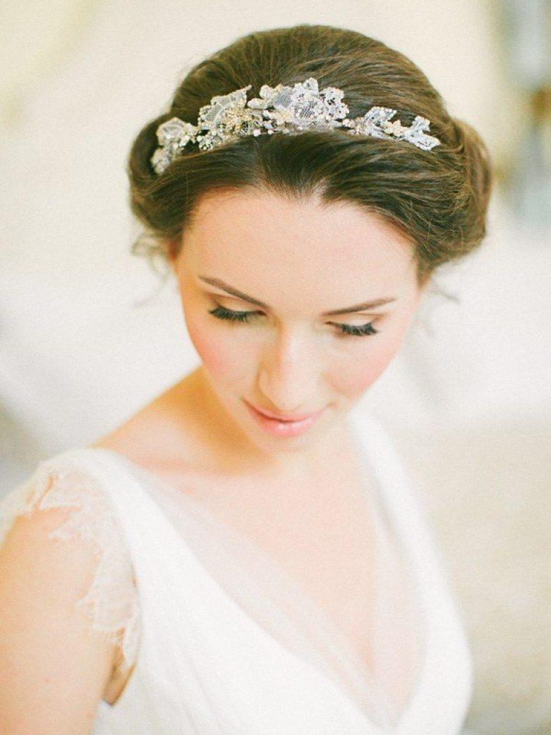 Аксессуары невесты: 24 альтернативы фате