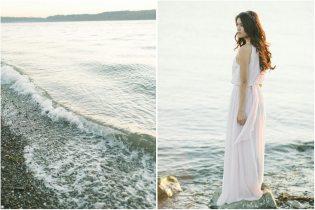 Из пены морской: стилизованная фотосессия
