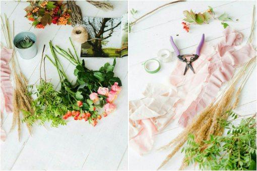 Цветочная кухня: мелодия осени