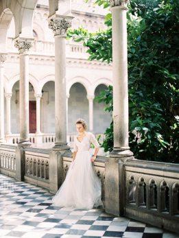 Вечная невеста: стилизованная фотосессия