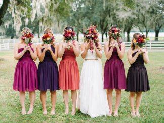 Выбор цвета свадьбы: топ-13 ошибок