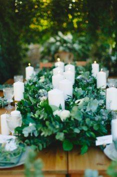 В тени оливковых деревьев: свадьба Всеволода и Евгении