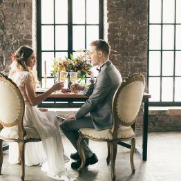 Bohemian wedding: стилизованная фотосессия
