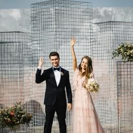 Big City Love: убран-свадьба в Москве