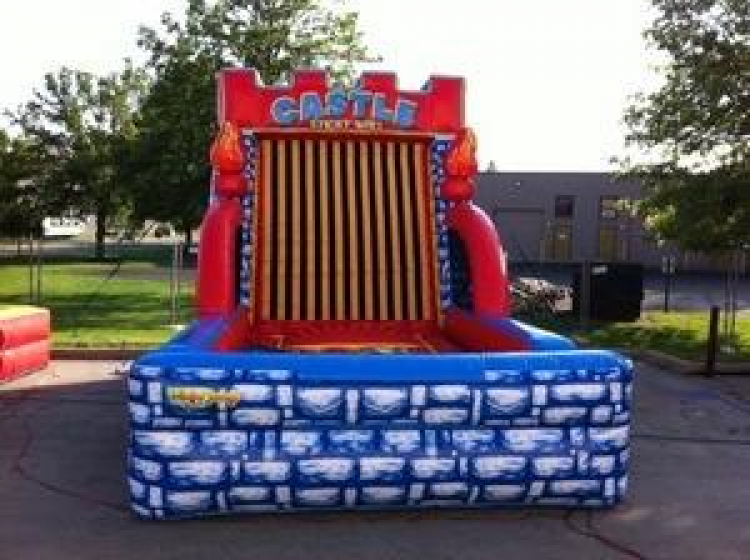 Velcro Wall Castle