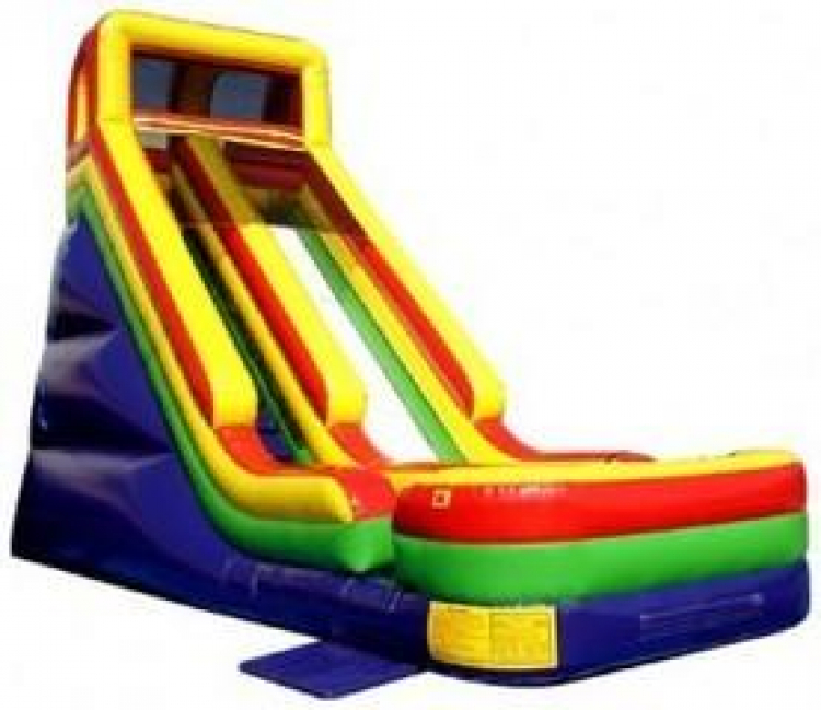 24' Commander Giant Dry Slide
