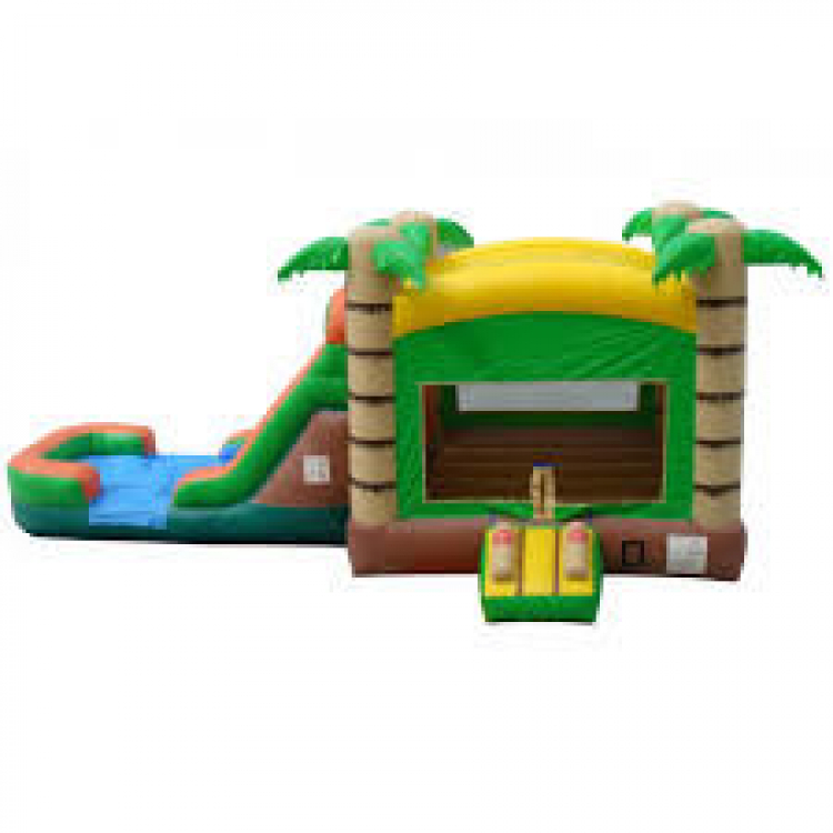Tropical Bounce & Slide (H20 compatible) $215