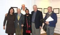 Hans Guggenheim, Stephen Fischer, Hortense Gerardo, Michael Alexander