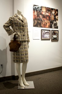 """Anne Valllely, From an exhibition """"Patina, Provenance, Originality"""" at the Larz Anderson Automobile Museum"""