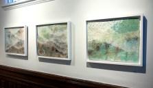 "Jennifer Percel, ""Surface Deep"", mixed media"