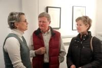 Julia Talcott, Dave Thomas, and Jean Thomas