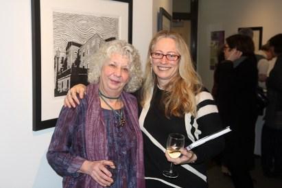 Margo Lemieux and Carolyn Muskat