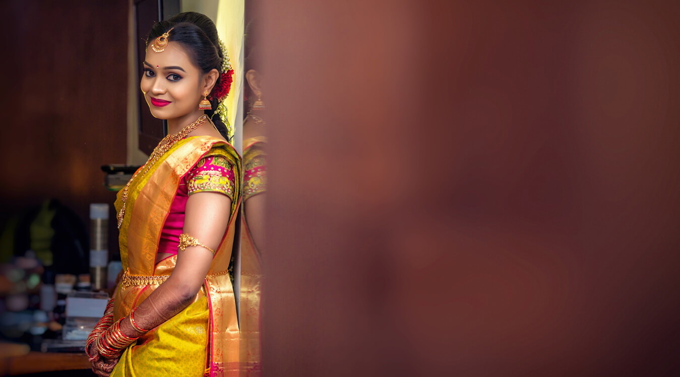 Niranjan manipulate's Wedding Photography