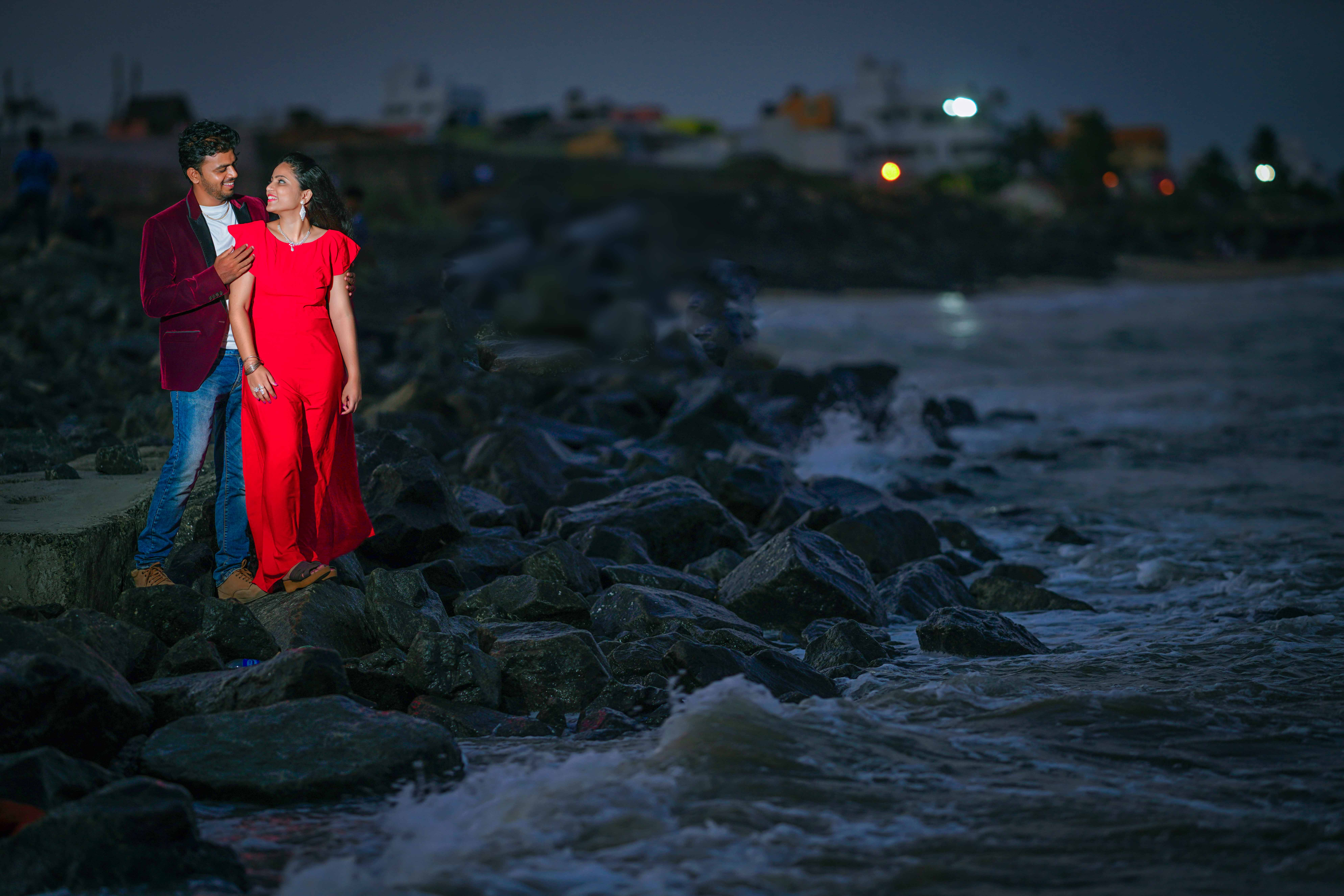 pre wedding pondicherry