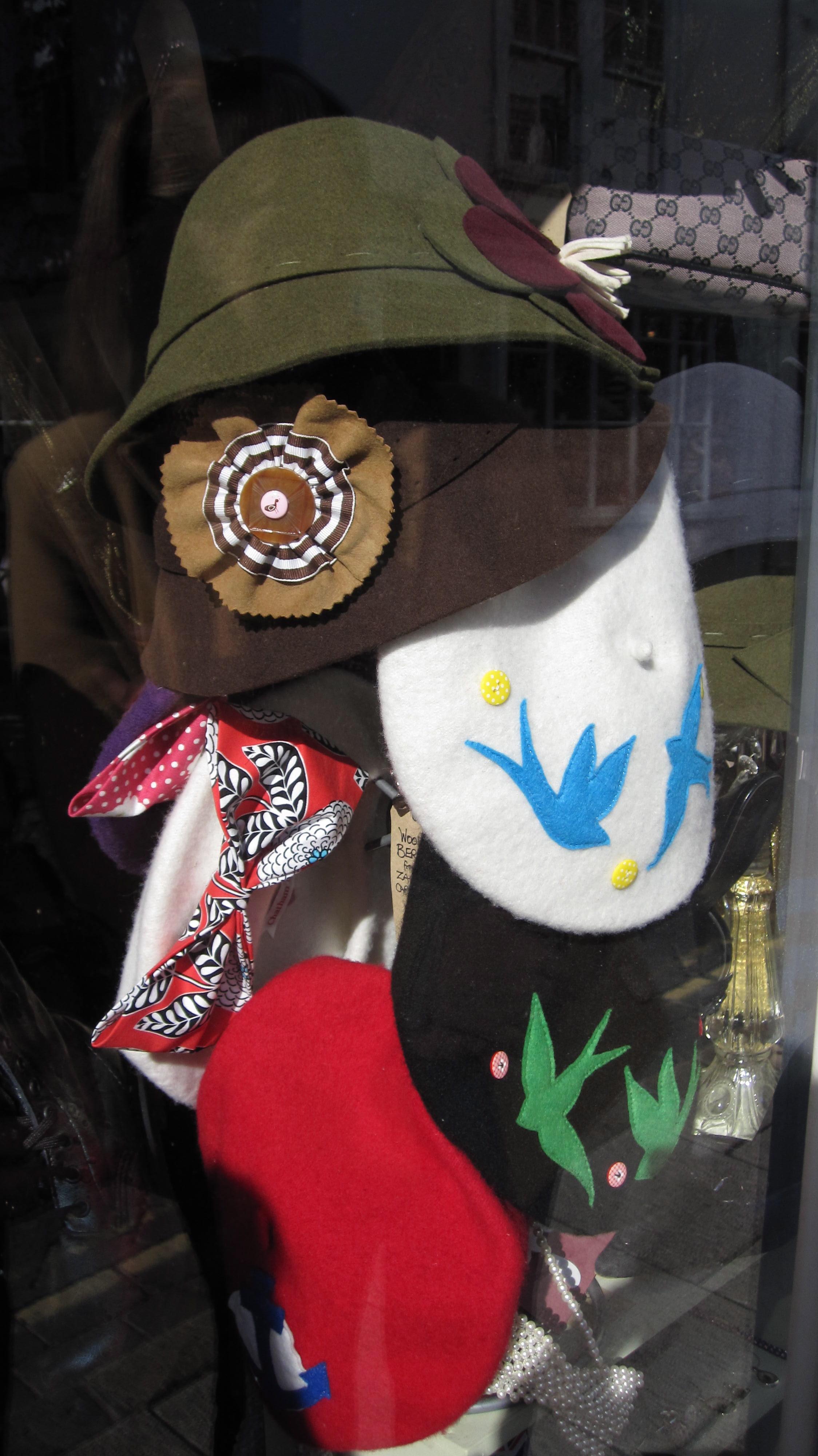 Hüte aus Whitstable