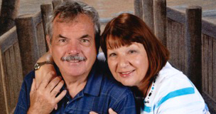 Rosemary and Richard Curtis - Compass Travel