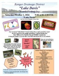 Lake Davis Fishing Event