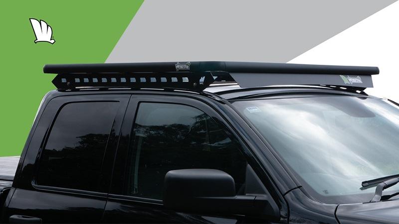 toughest ram 1500 roof rack aussie