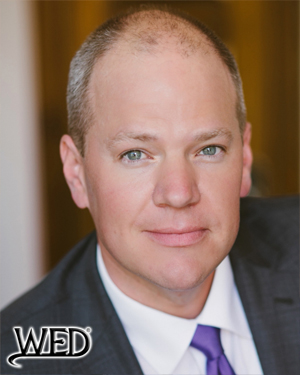 Wedding Entertainment Director® Chasen Shaw of Party Box in Stillwater, Oklahoma, U.S.A.