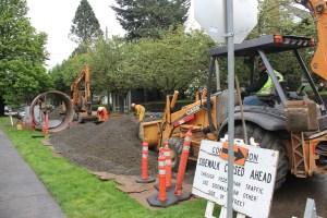 NE Thompson Sewer Extension