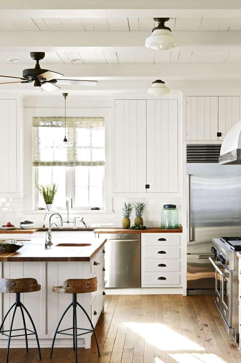 101 Rustic Kitchen Ideas That Symbolizes Country Living Wedinator