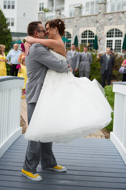 Brittany Amp Eriks Elkhart Lake Wedding