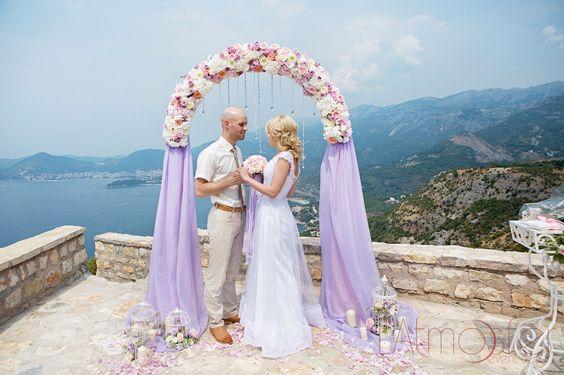 Unique Wedding Ceremony Backdrop And Arch Ideas