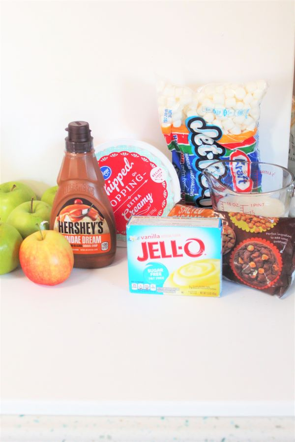 Ingredients Apple Fluff