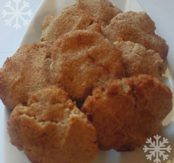 Low Carb Soft Snickerdoodle Cookies